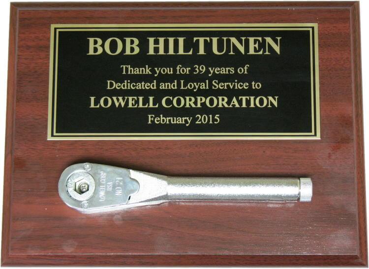 Bob H Plaque