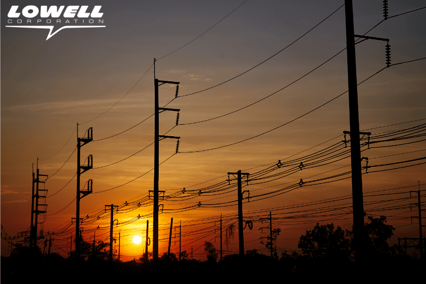 Lowell Corporation Blog - The Future of Smart Power Grids, High-Quallity, Durable Utility Linemen Tools for Transmission and Distribution