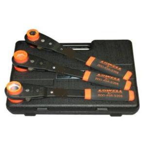 Model DS-IN DoubleShot Ratchet Wrench Installation Set
