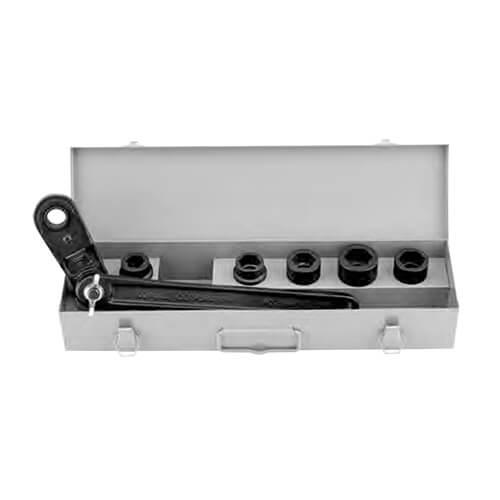 Model 514 Adjustable Angle Ratchet Wrench Set