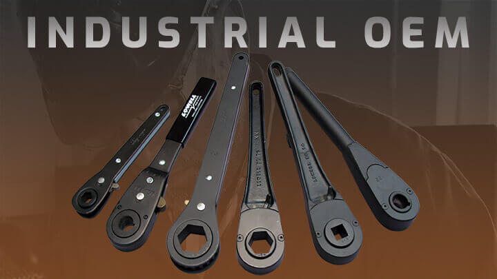 Industrial OEM - Ratchet Arms, Roller Clutches and Industrial Components For Machinery