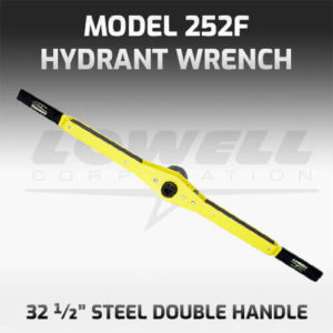 Model 252F Hydrant Wrench