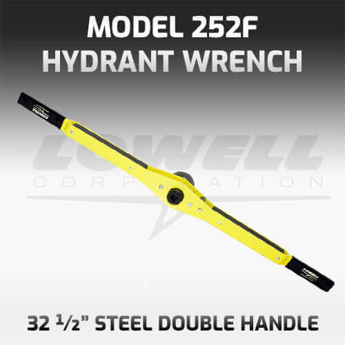 252F Double Handle Hydrant Wrench Category