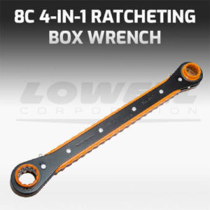 8C 4-in-1 Wrench
