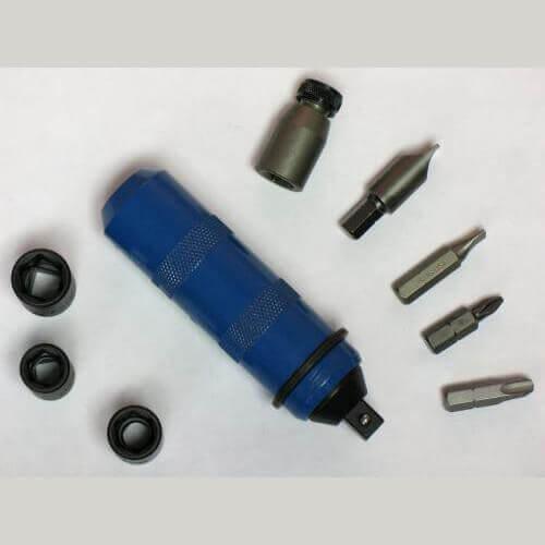 Model 0067M ImpakDriver Kit with bits and sockets