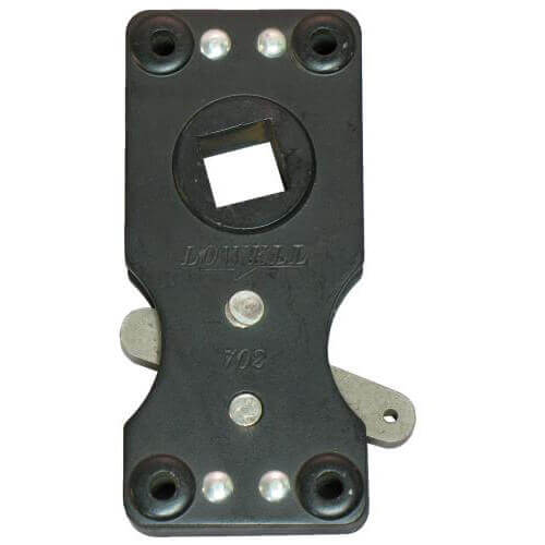 Model 702 Ratchet Clutch with Square Opening