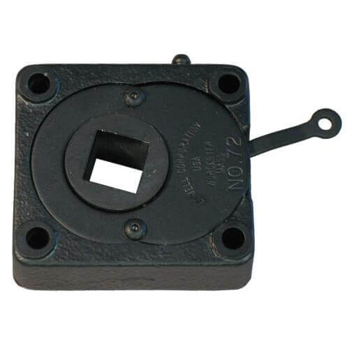 Model 72 Ratchet Clutch - Square Opening
