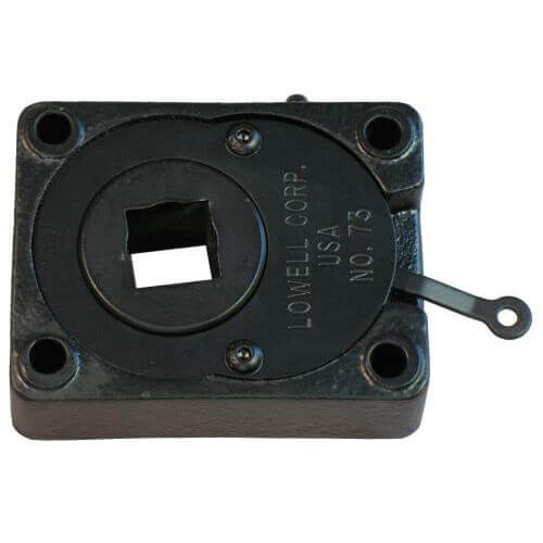 Model 73 Ratchet Clutch - Square Opening