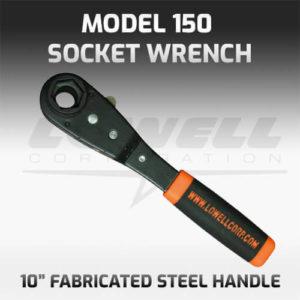 Model 150 Socket Wrench