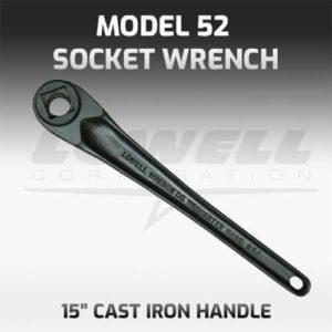 Model 52 Socket Wrench