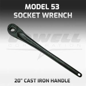 Model 53 Socket Wrench