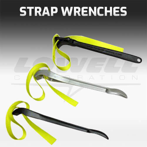 Lowell Strap Wrench