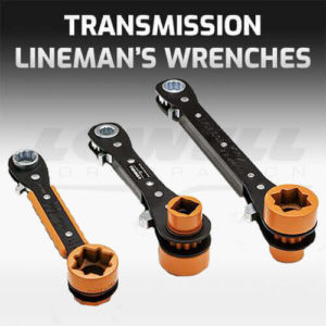 Transmission Linemans Wrenches