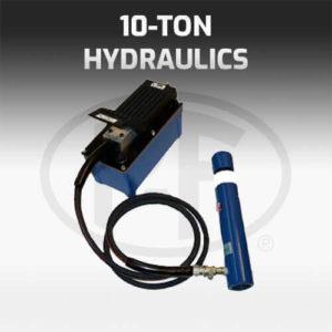 10-Ton Hydraulics