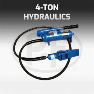 4-Ton Hydraulics