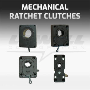 Mechanical Ratchet Clutches