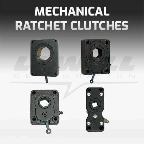 Mechanical Ratchet Clutches Category