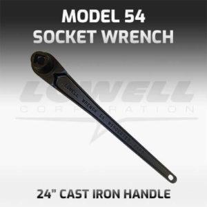 Model 54 Socket Wrench