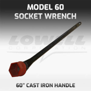 Model 60 Socket Wrench